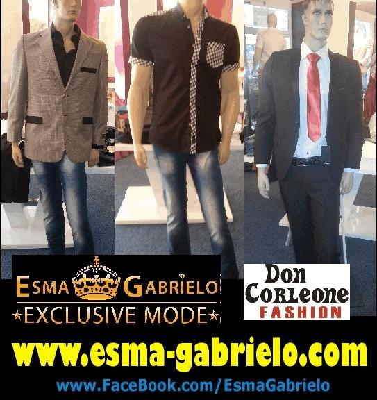 exklusive Herrenmode Don Corleone Fashion Hochzeitsmode preiswert
